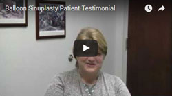 Patients of ENT Carolina share their experiences with Balloon Sinuplasty